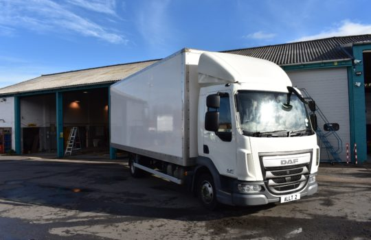 Daf LF 150 2015, 7.5t daf, trucks for sale, Euro6, rigid, box, reliable vehicles, buy daf 7.5t, for sale in Nottingham, Colwick, Long Eaton, Beeston, Stapleford, commercial vehicles, ex-fleet